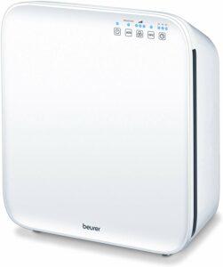 Beurer LR 300 Luftreiniger mit EPA E 12 Filter für 99,5% Filterleistung