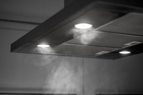Dunstabzug in der Küche
