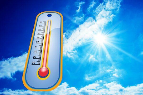 Richtig Lüften im Sommer bei hohen Temperaturen