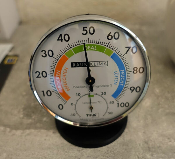 TFA Dostmann Präzisions Thermo-Hygrometer