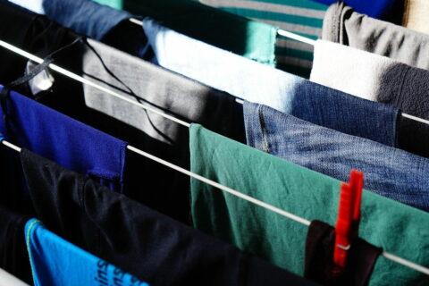 Trockenraum richtig lüften beim Wäsche trocknen