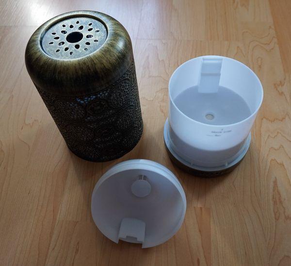 Luftbefeuchter Einzelteile