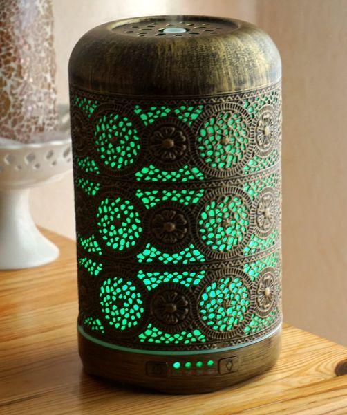 SALKING Luftbefeuchter mit grünem Licht