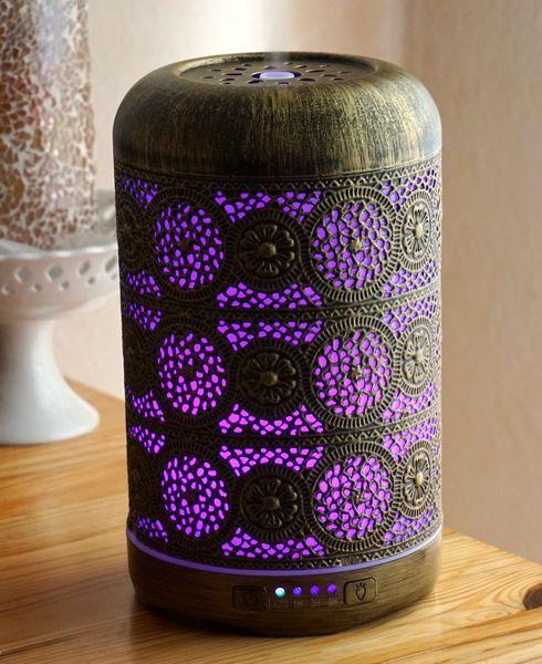 SALKING Luftbefeuchter mit violettem Licht