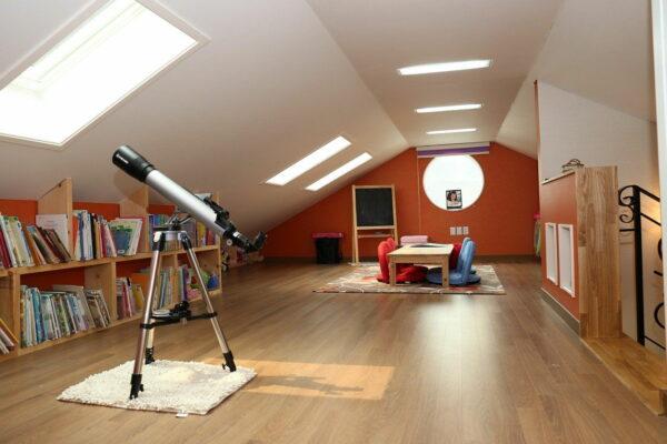 Luftfeuchtigkeit im Dachgeschoss