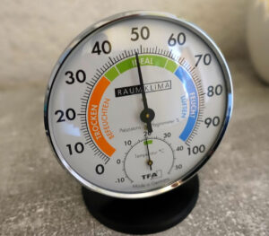 TFA Dostmann Präzisions Thermo-Hygrometer