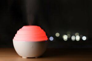 Ultraschall Luftbefeuchter gegen trockene Luft